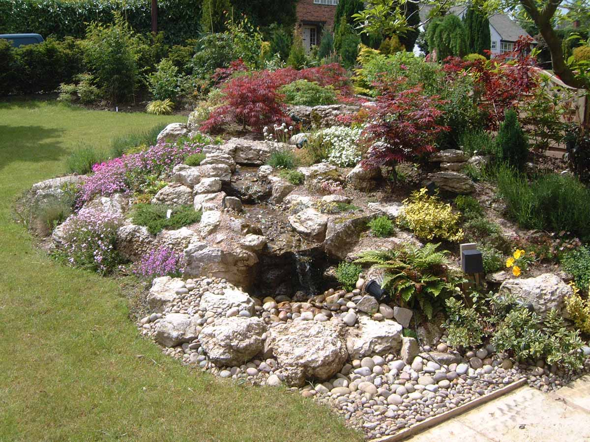 Rockery d finition what is for Garden design ideas rockery